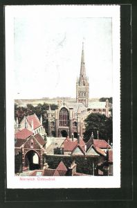 AK Norwich, Cathedral