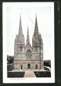 AK Lichfield, Cathedral