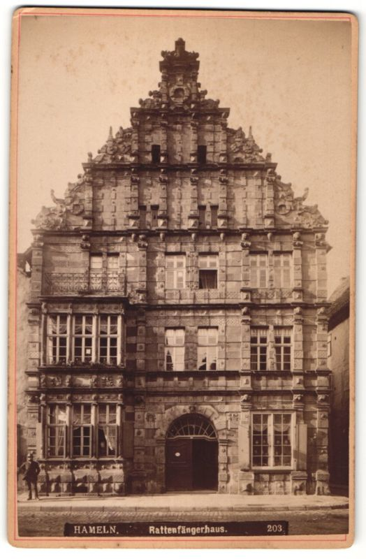 Bremen Fotografie fotografie louis koch bremen ansicht hameln rattenfängerhaus nr