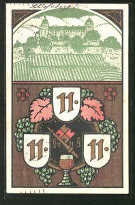 Lithographie Würzburg, Datum 11.11.11, § 11