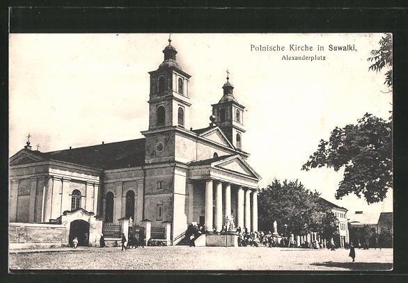 Polnische Kirche Berlin