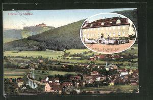 AK Höchst, Gasthaus & Brauerei zur