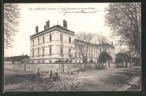 AK Guéret, École Normale de Jeunes Filles