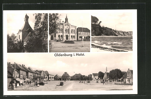 Oldenburg Holst