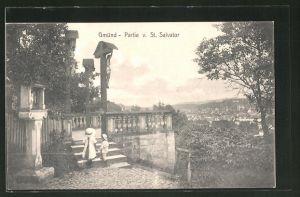 AK Schwäbisch Gmünd, Partie bei St. Salvator