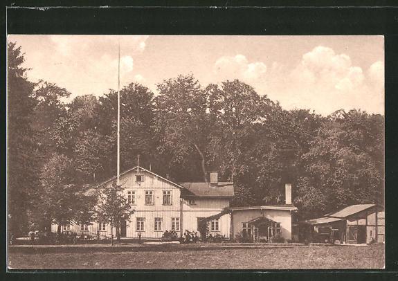 AK Aumühle, Hotel und Restaurant Friedrichsruh, Inh. R. Prohl