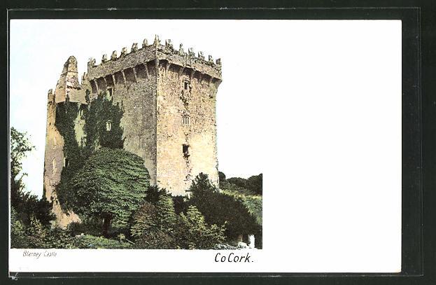 AK Co Cork, Am Blarney Castle
