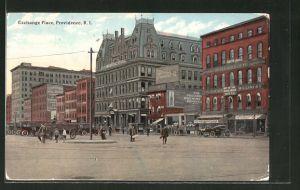 AK Providence, RI, Exchange Place