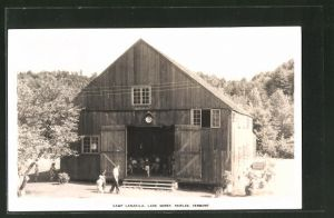 AK Fairlee, VT, Camp Lanalila, Lake Morey
