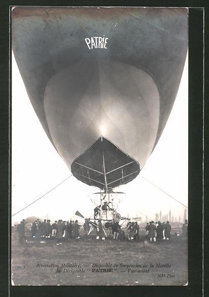 Foto-AK Zeppelin