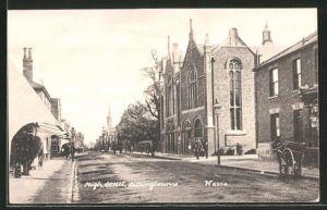 AK Sittingbourne, View of High Street