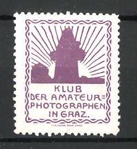 Reklamemarke Graz, Klub der Amateur-Photographen