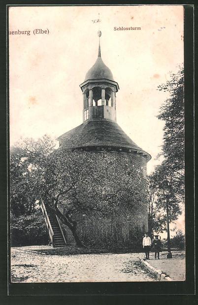 AK Lauenburg, Kinder am Schlossturm 0