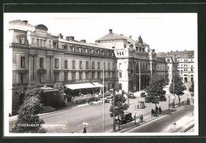 AK Stockholm, Centralstationen, Bahnhof