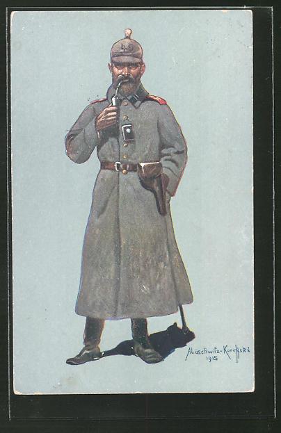 AK Wachtmeister des 3. Württemb. Feld-Artillerie-Reg. Nr. 49 in Felduniform