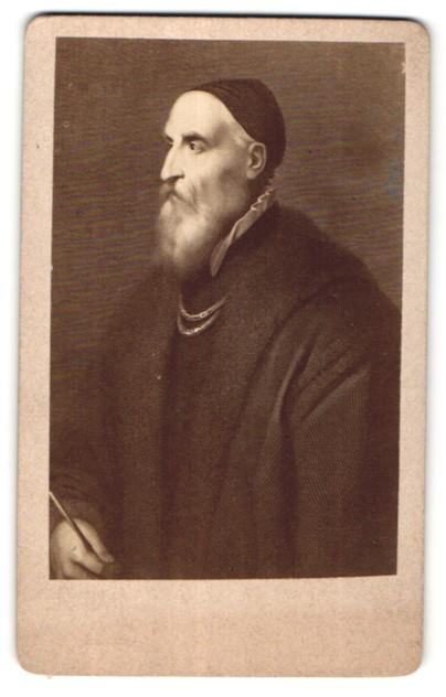 Fotografie Portrait von Titian