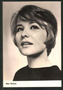 AK Schauspielerin Mari Töröcsik spielte u.a. im Film