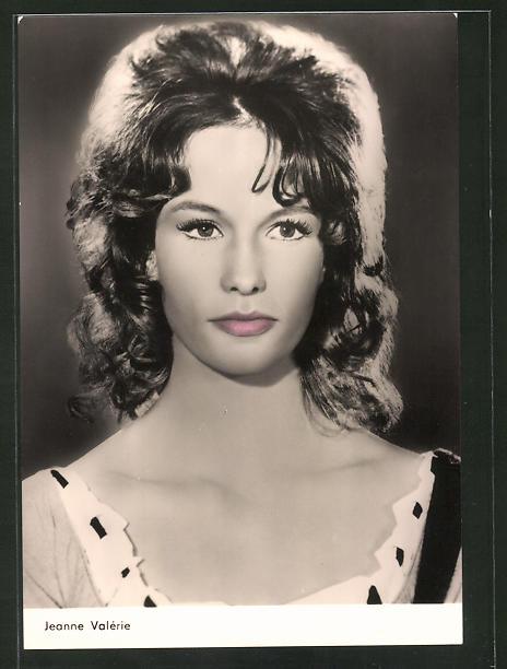 AK Schauspielerin Jeanne Valèrie spielte im Film
