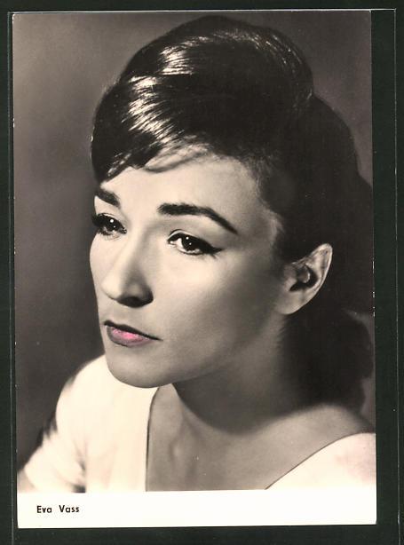 AK Schauspielerin Eva Vass spielte im Film