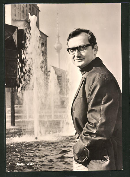 AK Schauspieler Dieter Wien spielte im Film