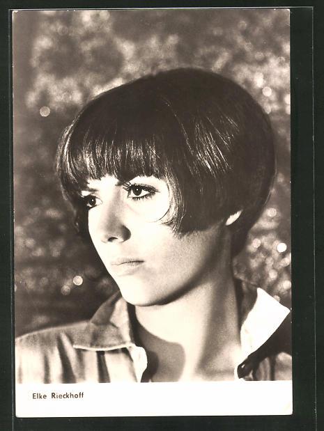 AK Schauspielerin Elke Rieckhoff spielte im Film