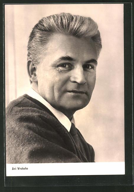 AK Schauspieler Jiri Vrstala spielte den