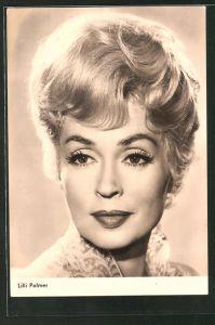 AK Schauspielerin Lilli Palmer spielte u.a. in