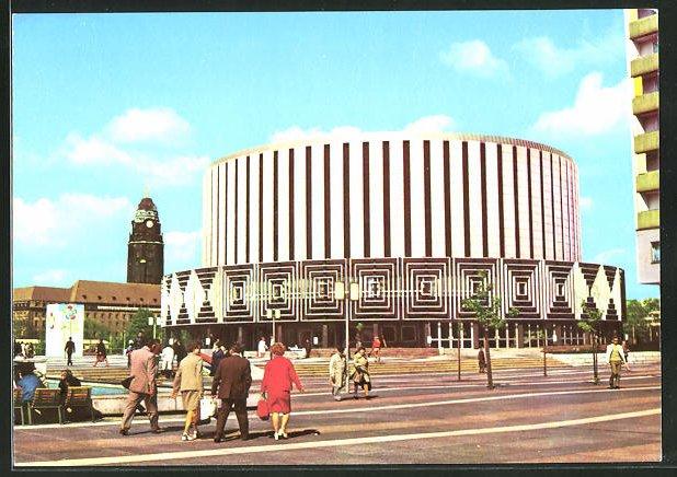 AK Dresden, Filmtheater
