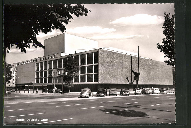 AK Berlin, Deutsche Oper