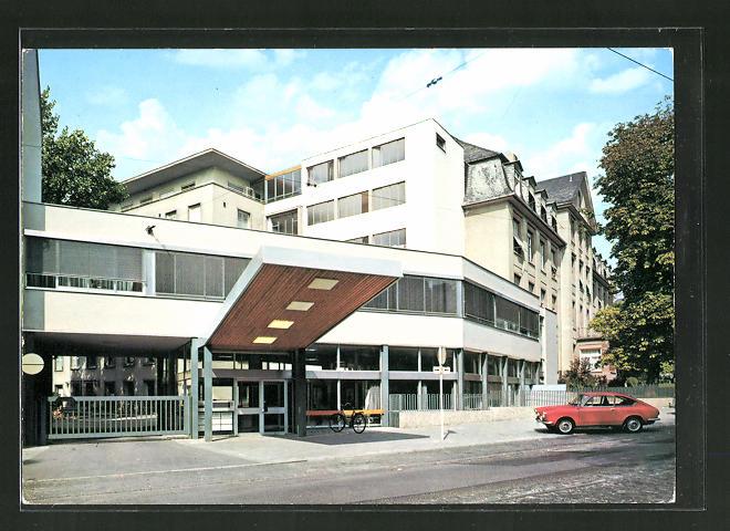 AK Frankfurt am Main, Diakonissenwerk und Krankenhaus Bethanien