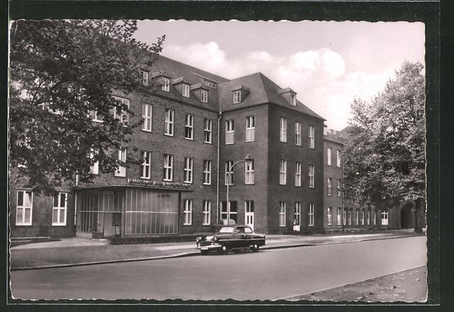 AK Kassel, Krankenhaus des Kurhessischen Diakonissenhauses