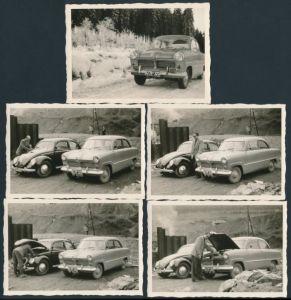 5 Fotografie Auto Ford Taunus