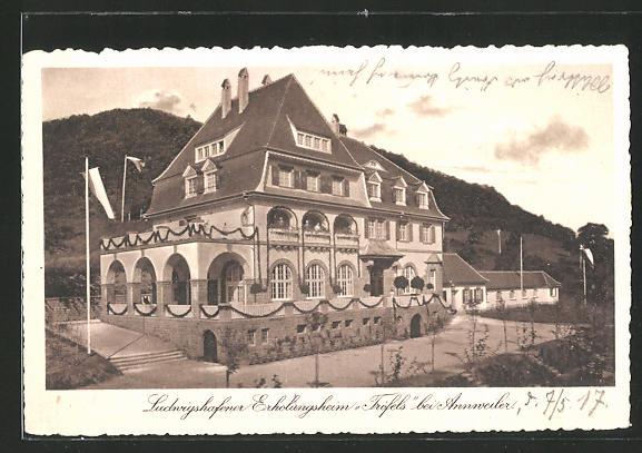 AK Annweiler, Erholungsheim Trifels 0
