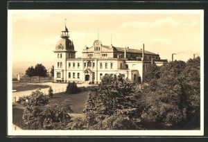 AK Lüdenscheid, Ansicht vom Gasthaus Schützenhalle