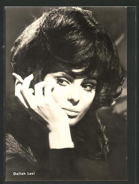 AK Schauspielerin Daliah Lavi spielte im Film