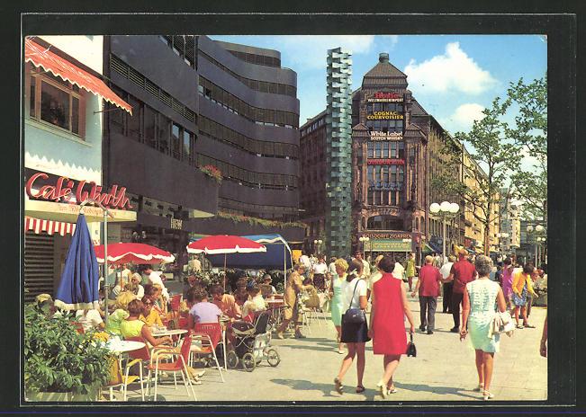 AK Hamburg, Einkaufszentrum Spitaler Strasse