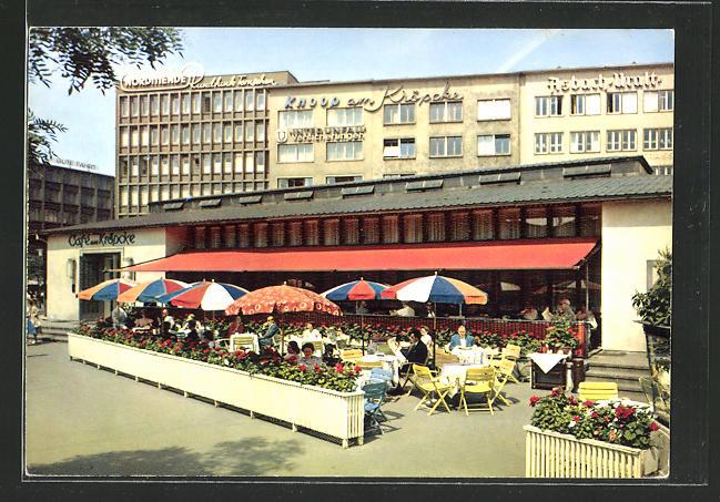 AK Hannover, Cafè am Kröpcke