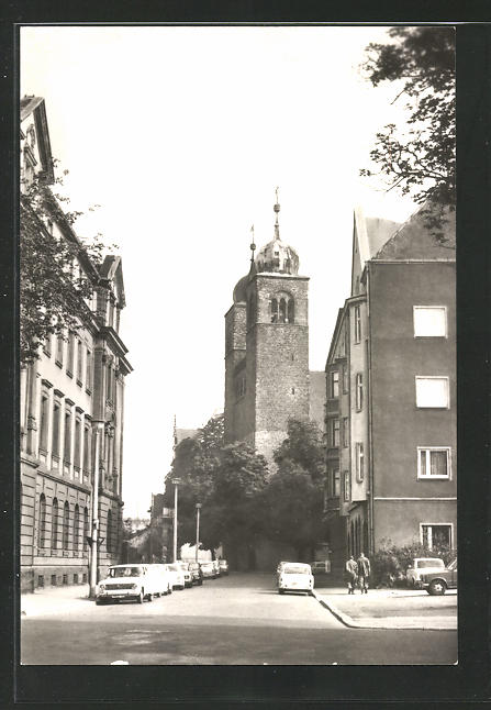 AK Magdeburg, St. Sebastian-Kirche