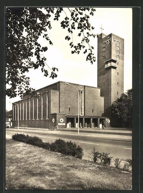 AK Münster in Westfalen, Hl. Geist-Kirche