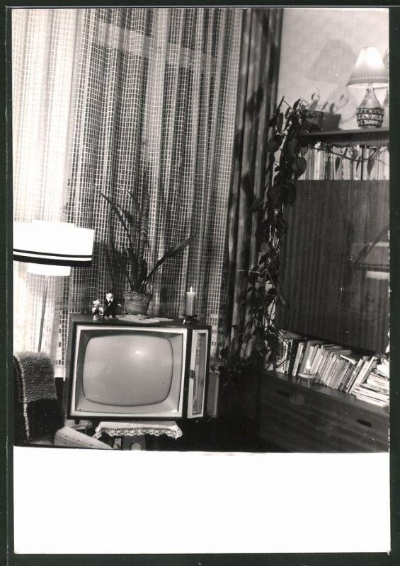 Fotografie Wohnzimmer-Einrichtung, Fernseher, TV-Gerät