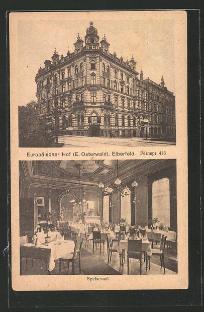 Der artikel mit der oldthing id 39 30187664 39 ist aktuell for Hotel wuppertal elberfeld