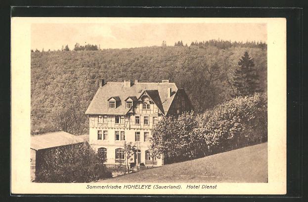 AK Hoheleye i. S., Hotel Dienst am Wald 0