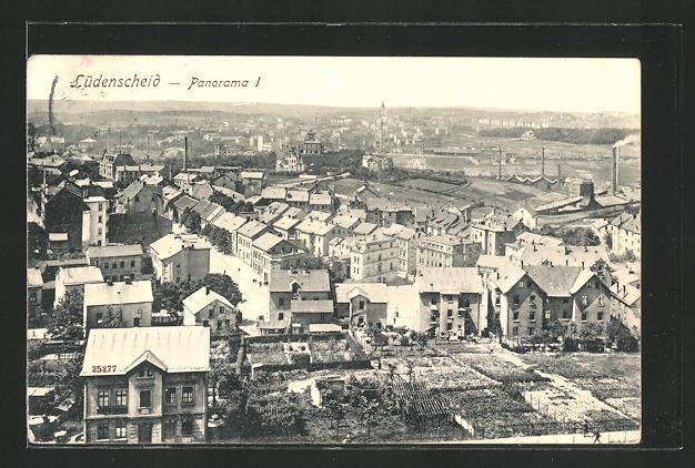 AK Lüdenscheid, Panorama