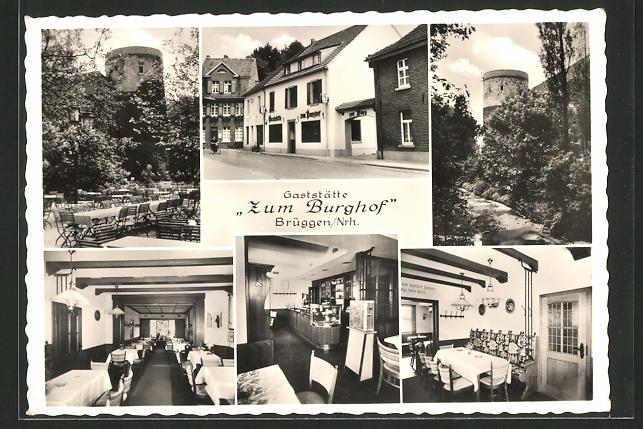AK Brüggen / Niederrhein, Gaststätte