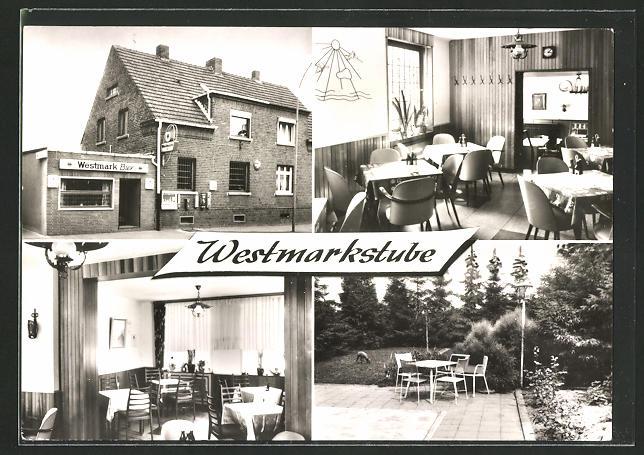 AK Willich-Schiefbahn, Gasthof Westmarkstube, Albert-Oetker-Strasse 8