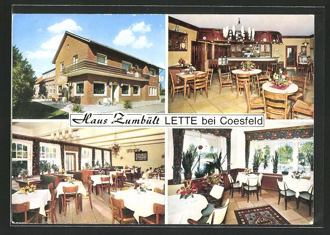 AK Lette, Gasthaus