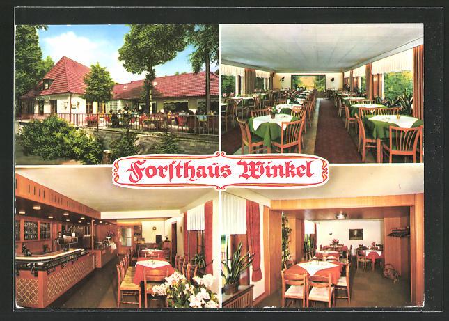 AK Sonsbeck, Café-Restaurant