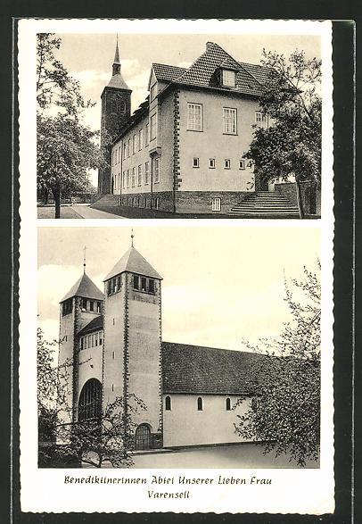 AK Varensell, Benediktinerinnen Abtei Unser Lieben Frau