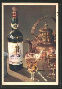 AK Wickrath / Rhld., Reklame für Jamaica-Rum Columbus der Handlung Herm. Jos. Koenigs