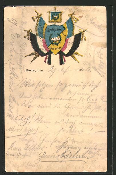AK Berlin, Geselliger Verein